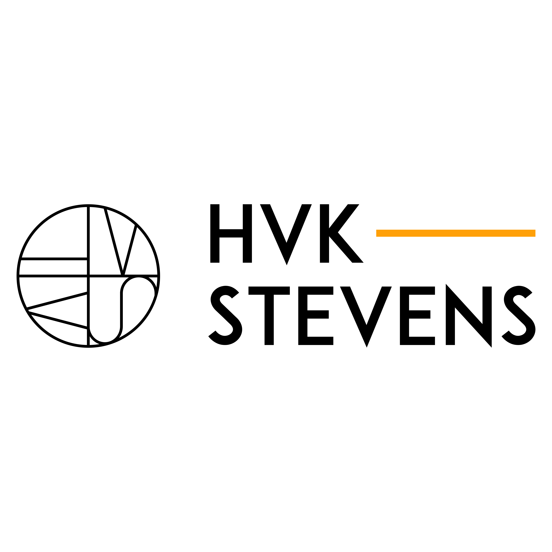 HVK Stevens Logo - Kleur - Zwart